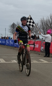 Ben Walkerden your new mens 19 National Champion