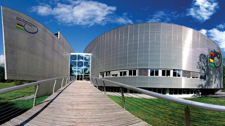 UCI headquarters Aigle Switzerland